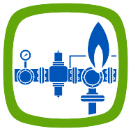 Gasregelstrecken