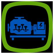 engine-generator units