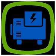 Αποτέλεσμα εικόνας για generator icon