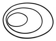 O-Ring für Gasfiltereinsatz DN 125 - 2028100 (2030125)