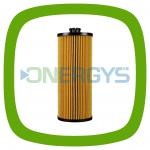 Oil filter element ONE1217 (MAN 51055040096)