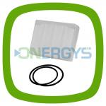"""Filter pad DUNGS RP 1"""" / RP 1 1/2"""" - 222688"""