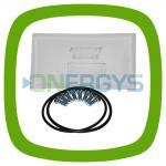 Gasfilter Service Kit Maxitrol Kit-GF80M