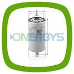 Kraftstofffilter MANN WDK 725