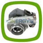 Turbocharger ONE-TC41 for SCHNELL engines Scania DC12