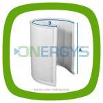 Gasfiltereinsatz Marchel 4013150 - DN 150