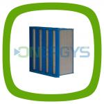 Filterelement Delbag 1002916A