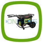 Generator set PRAMAC WX 6200
