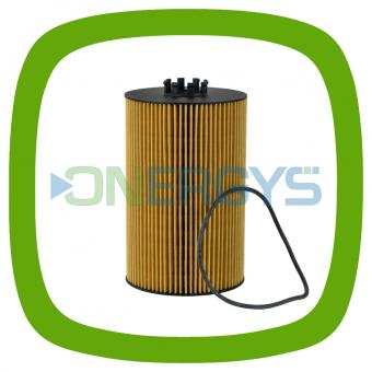 Motorölfiltereinsatz mit Dichtung MAN 51055040122 Original