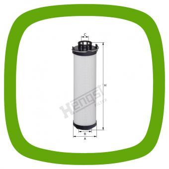 Ölfilter-Einsatz Hengst EY883H
