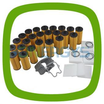 Jahresbedarf-Set MAN 6 Zylinder Motoren