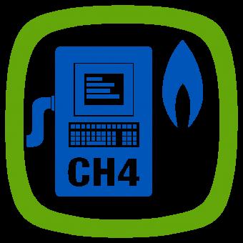 Gasanalysesystem AwiFLEX Cool+ für CH4 - O2 - CO2