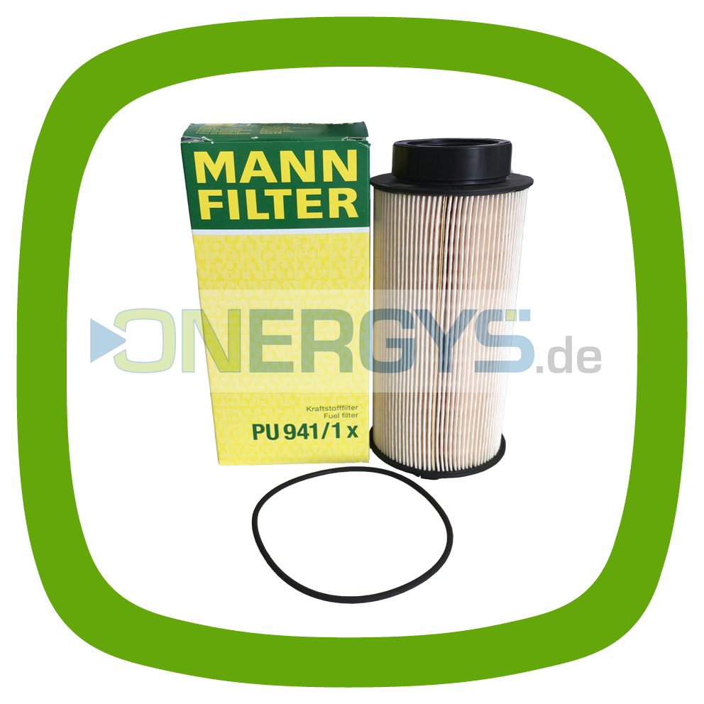 Chp Spare Parts Online Spin On Fuel Filter Mann Pu 941 1 X Bosch