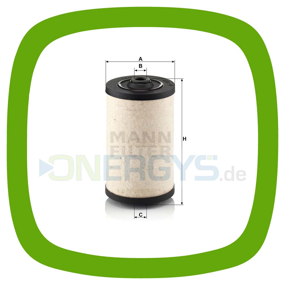 Chp Spare Parts Online Spin On Fuel Filter Mann Bfu 900 X Perkins Filters