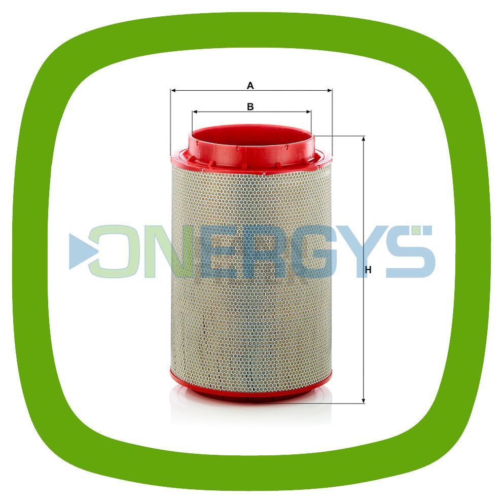 Air Filter MANN C 45 2695 - MTU X00005776