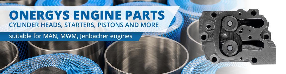 Banner 7 - engine parts