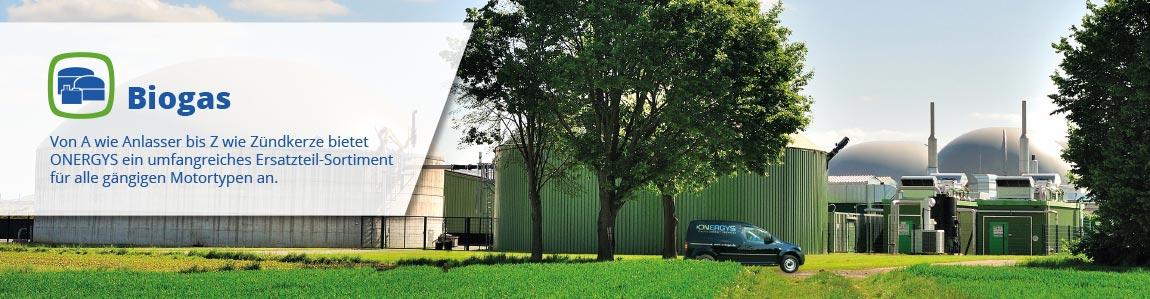 Banner 2 - Biogas